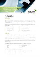 FS ENGINE+ Flyer DE 2016