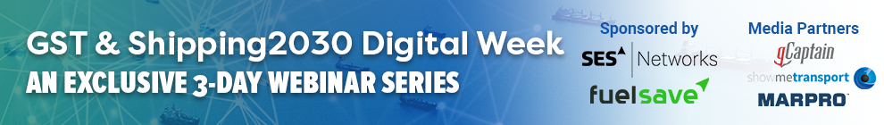 Join us at the GST & Shipping 2030 Digital Week