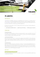 FS ADDITIV-brochure-2016