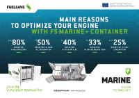 FS MARINE+ A5 Container 2018